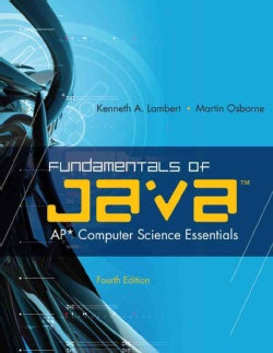 Fundamentals of Java: AP Computer Science Essentials (Hardcover)