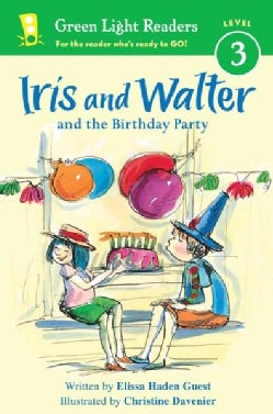Iris and Walter and the Birthday Party (Paperback)