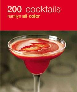 200 Cocktails (Paperback)
