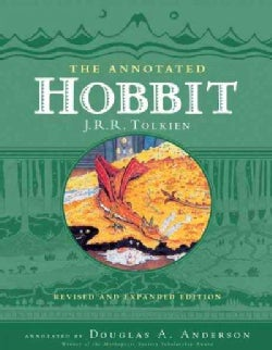 The Annotated Hobbit: The Hobbit, Or, There and Back Again (Hardcover)