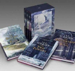 The Lord of the Rings: Return of the King/Two Towers/Fellowship of the Ring (Hardcover)