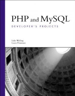 Php And Mysql Developer's Projects (Hardcover)