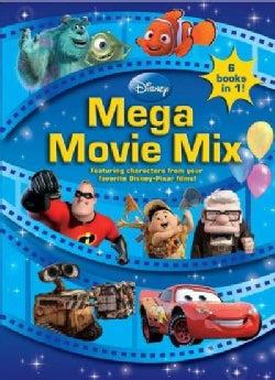 Disney-Pixar Mega Movie Mix (Paperback)