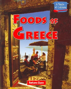 Foods Of Greece (Hardcover)