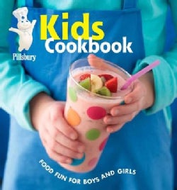 Pillsbury Kids Cookbook: Food Fun For Boys And Girls (Spiral bound)