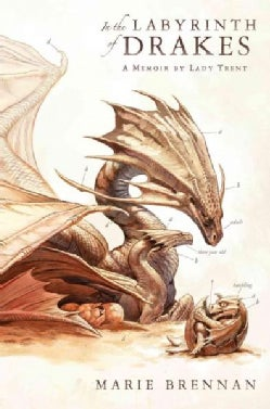 Labyrinth of Drakes: A Memoir by Lady Trent (Hardcover)
