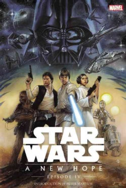 Star Wars Episode 4: A New Hope (Hardcover)