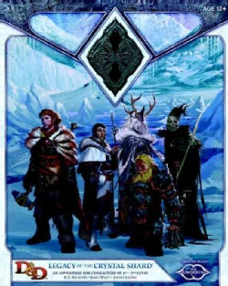 Legacy of the Crystal Shard: Sundering Adventure 2