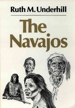 The Navajos (Paperback)
