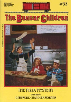 The Pizza Mystery (Paperback)