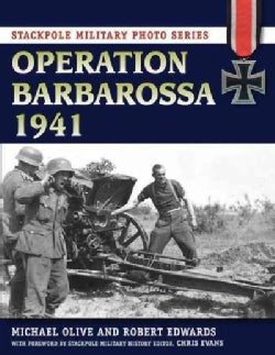 Operation Barbarossa 1941 (Paperback)