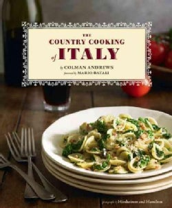 The Country Cooking of Italy (Hardcover)