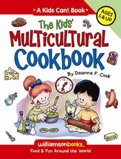 The Kids Multicultural Cookbook: Food & Fun Around the World (Paperback)