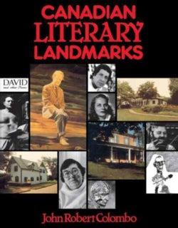 Canadian Literary Landmarks (Paperback)