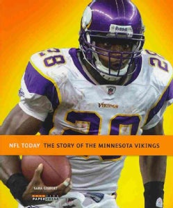 The Story of the Minnesota Vikings (Paperback)