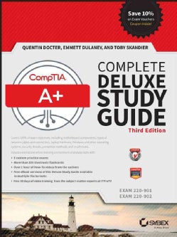 Comptia A+ Complete: Exams 220-901 and 220-902 (Hardcover)