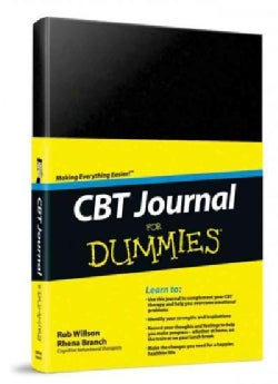 CBT Journal for Dummies (Hardcover)