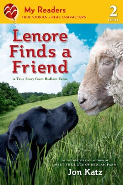 Lenore Finds a Friend: A True Story from Bedlam Farm (Paperback)