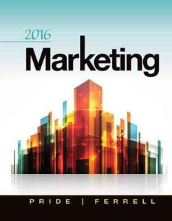 Marketing 2016 (Paperback)
