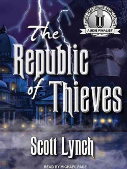 The Republic of Thieves (CD-Audio)