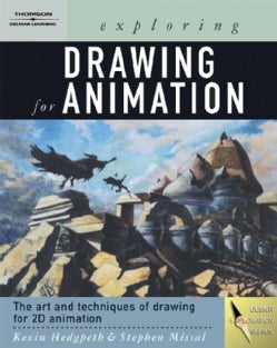Exploring Drawing for Animation (Paperback)