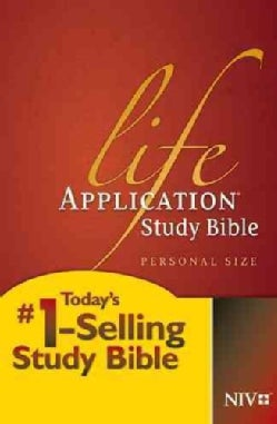 Life Application Study Bible: New International Version Personal Size (Paperback)