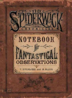 Notebook for Fantastical Observations (Hardcover)