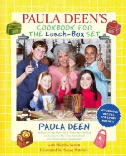 Paula Deen's Cookbook for the Lunch-Box Set (Spiral bound)