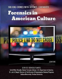 Forensics in American Culture (Hardcover)