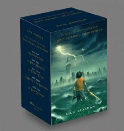 Percy Jackson & The Olympians (Hardcover)