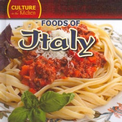 Foods of Italy (Hardcover)
