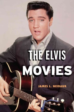 The Elvis Movies (Hardcover)