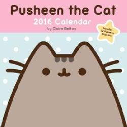 Pusheen the Cat 2016 Calendar (Calendar)