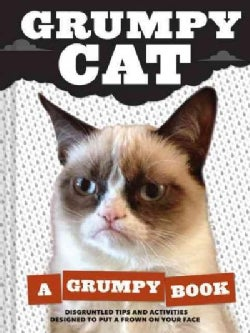 Grumpy Cat: A Grumpy Book (Hardcover)