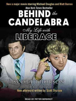 Behind the Candelabra: My Life With Liberace (CD-Audio)