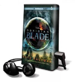The Obsidian Blade: Library Edition (Pre-recorded digital audio player)