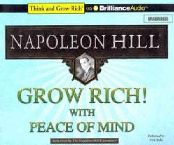 Grow Rich! With Peace of Mind (CD-Audio)