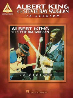 Albert King With Stevie Ray Vaughan: In Session (Paperback)