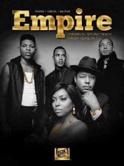 Empire: Original Soundtrack from Season 1 (Paperback)