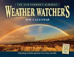 The Old Farmer's Almanac 2016 Weather Watcher's Calendar (Calendar)