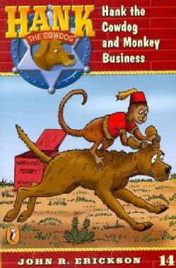 Hank the Cowdog and Monkey Business (Paperback)
