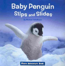 Baby Penguin Slips and Slides (Paperback)