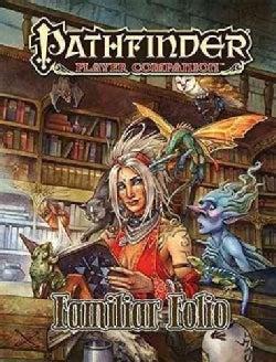Pathfinder Player Companion Familiar Folio (Paperback)