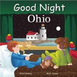 Good Night Ohio (Board book)