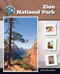 Zion National Park (Hardcover)