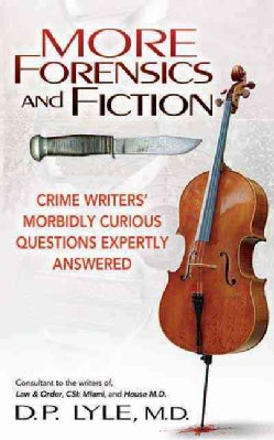 More Forensic and Fiction (Paperback)
