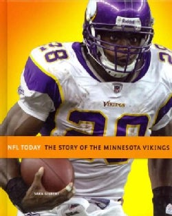 The Story of the Minnesota Vikings (Hardcover)