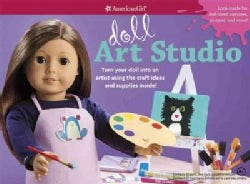 Doll Art Studio: Turn Your Doll into an Artist Using the Craft Ideas and Supplies Inside! (Hardcover)