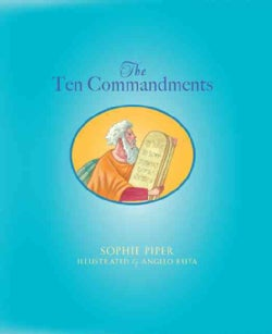 The Ten Commandments (Hardcover)
