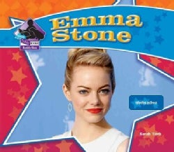 Emma Stone: Talented Actress (Hardcover)